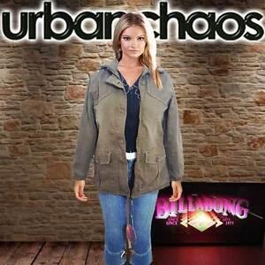 Billabong Women's Pyrimid Jacket / Coat. Brand New! ---- Was £80