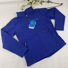 Columbia Fleexe Youth Jacket Sz XL Blue