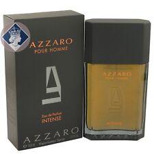 Loris Azzaro Pour Homme for Men, Intense, Eau de Parfum Spray, 3.4 Ounce