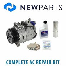 Mercedes S430 CLS500 CL55 AMG NEW AC A/C Repair Kit with OEM Compressor & Clutch