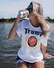 Donald Trump A Fine President 2020 American Election Funny T-shirt Regular S-3XL