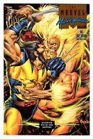 Comics The Marvel Masterpieces  Wolverine & Sabretooth  issue 4 by Joe Jusko