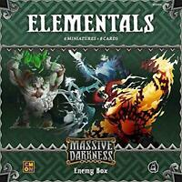 CoolMiniOrNot Massive Darkness: Elementals Enemy Box