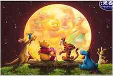 "Jigsaw Puzzles 1000 Pieces ""Pooh, Moonlight Party"" / Disney / Tenyo / 1000-222"