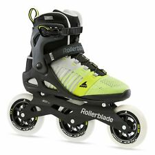 Rollerblade Macroblade 110 3WD Mens Inline Skates - (Size 9.5, Gently Used)