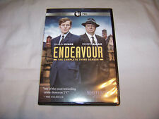 Masterpiece Mystery: Endeavour, Series 3 DVD FREE SHIPPING