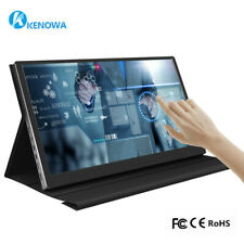 15.6 inch Touch Screen 1920X1080 Portable Monitor Ultra Slim Type C