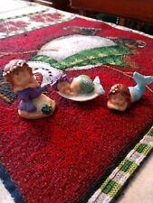 Adorable set of three mermaids new !