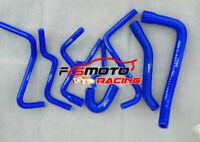 BLUE For Holden Commodore VT/VX/VU/WH V6 3.8 L67 1997-02 Silicone Radiator Hose