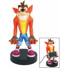 "Crash Bandicoot XL - Cable Guy 12"" PS4 / Xbox One Controller Phone Switch Holder"