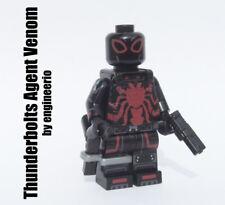 LEGO Custom - Agent Venom from Thunderbolts - Marvel Super heroes minifigures