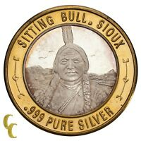 Sioux • Frosted .999 Silver Strike • Colorado • Locations CO • Red Cloud