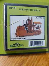 Durango Press HO #98 Fairmont Tie Shear