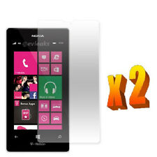 2X High Quality Clear Lcd Screen Protector Guard for Nokia Lumia 521