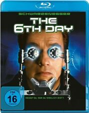 Blu-ray * The 6th Day * Arnold Schwarzenegger * NEU OVP