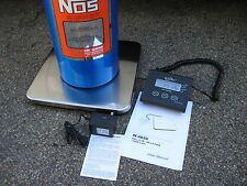 NOS/NITROUS/NX/ZEX/EDELBROCK/HOLLEY/ PORTABLE DIGITAL NITROUS BOTTLE SCALE-SALE!