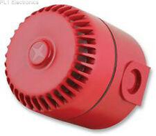 FULLEON - ROLP/R/MAINS BASE - SOUNDER, ROLP/R, RED, DEEP, 230V