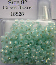 MILL HILL Glass Knitting Beads 4ply 18828 Seafoam