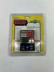 NEW Sealed Radica Pocket Slot Handheld Game Model 1370
