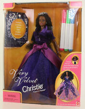 Mattel - Barbie Doll - 1998 Very Velvet Christie Barbie *NM Box*