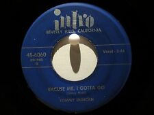 Tommy Duncan  Pair of Country Boppers  Intro 6060 Rivers 1010 Western Swing