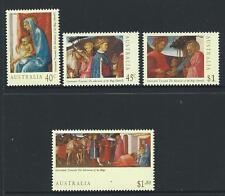 AUSTRALIA 1994 Christmas Set MNH (SG 1487-1490)