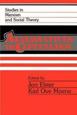Alternatives to Capitalism (Studies in Marxism and Social Theory)-ExLibrary