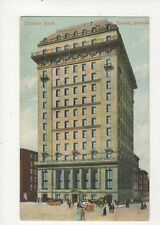 Traders Bank Toronto Canada Vintage Postcard 420a #3