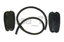Fuel petrol gasoline gas tank rubber edging with fuel tank pads URAL. NEW!