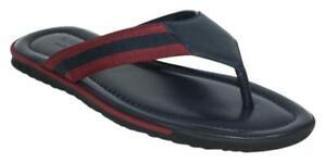 NWB Gucci Blue 268670 Men's Leather 9g/10us Sandals