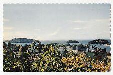 Nouveau Parc Provinciale BIC Rimouski Bas St-Laurent Quebec Canada Postcard 2