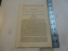 Government Report 1903-John Young Pvt Cap Schriver Co D 8th Reg Florida Ind War