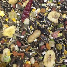Fruity Treat 2 KG HEALTHY Pinapple Papaya Nut Sunflower Pea Small Animal Hamster
