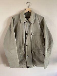 Vintage Burton Beige Chore Jacket Large