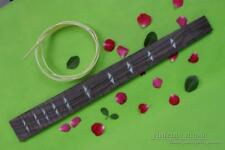 1X Electric Guitar Fretboard Rose wood 24fret 25.5inch Guitar Parts #S16