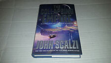 The Collapsing Empire by John Scalzi (2017, Hardcover) SIGNED 1st/1st