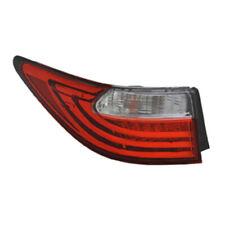 NEW OUTER LEFT TAIL LIGHT FITS LEXUS ES350 ES300H 2013-15 LX2804113 81561-33560