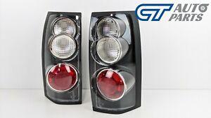 Black Altezza Tail Lights for Holden Commodore HSV VT VX VU VY VZ Ute Wagon