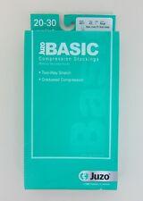 Juzo Basic Knee High Open Toe Compression Stockings - Womens I - Beige - NWT