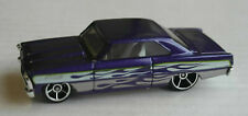 Hot Wheels 1966 Chevy Chevrolet Nova violettmet. Flammen Multipack Exclusive? 66