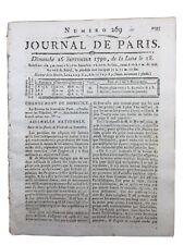 Assignats en 1790 Biens Nationaux Beaumetz Montesquieu Decretot Révolution
