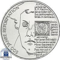 Deutschland 20 Euro Silbermünze 2017 bfr 500 Jahre Reformation - Martin Luther