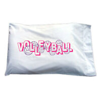 Authorized Retailer of Volleyball Pillowcase