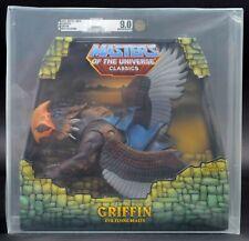 2012 Mattel MOTU Griffin AFA U9.0 MOTUC Masters of the Universe Classics