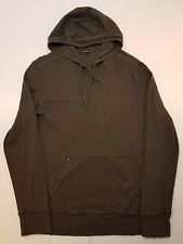 John Varvatos Star USA Pullover Hoodie Men's L Large Lightweight