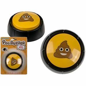 Fun/Novelty/Joke/Stocking Filler/Party Bag - Poo/Fart Buzzer With Sound