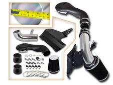 BCP BLACK 96-04 S-10/Blazer/Jimmy/Sonoma 4.3L V6 Cold Air Intake +Heat Shield