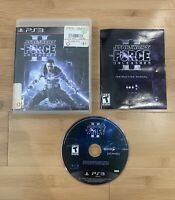 Star Wars: The Force Unleashed II 2 (Sony PlayStation 3, 2010) PS3 - Ships Fast