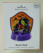 Hallmark Ornament 2010 MONSTER MASH Vampire NEW Halloween Keepsake PLAYS MUSIC