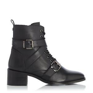 Dune Ladies PAX XX Lace Up Boots